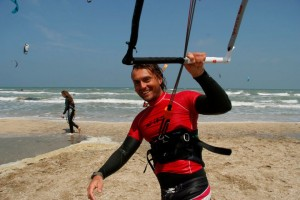 Lezioni private Kite Surf